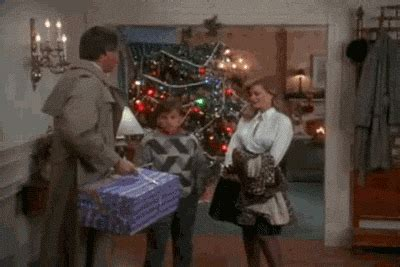 what is the gift in christmas vacation the emotions everyone has opening up presents