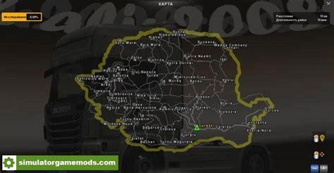 download euro truck simulator romania full version torent ets 2 romanian map simulator games mods download