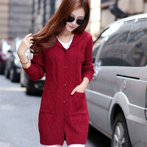 Top Line Knit Promo Oneck Rajut Knit Sweater Baju Hangat crochet coat pattern promotion shop for promotional
