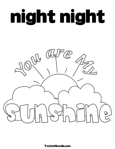day and night coloring page for kindergarten free day and night sky coloring pages