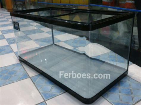 Meja Nisso aquarium nisso 90cm e213 volume 155 liter ferboes