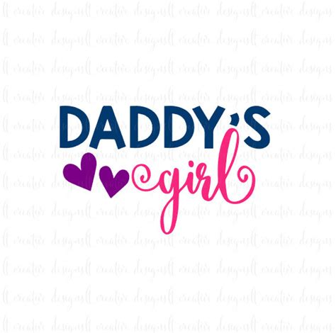 daddy s daddy s girl svg daddy s girl father s day svg