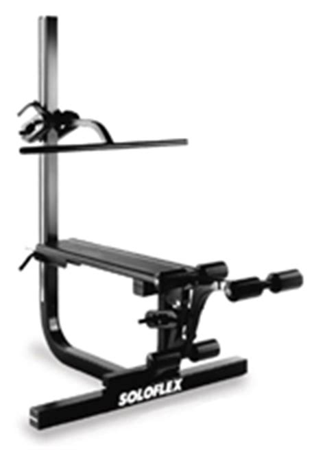 soloflex bench ron durham fitness personal training weight management