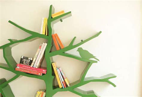 tree bookshelf創意樹形書架