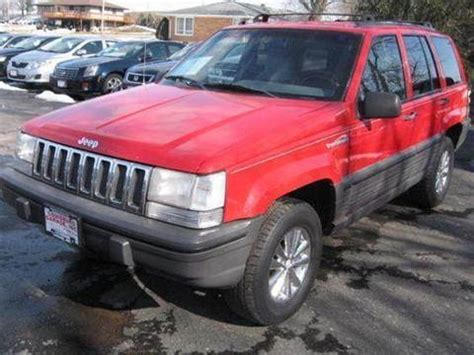 1993 Jeep Grand For Sale 1993 Jeep Grand For Sale Carsforsale