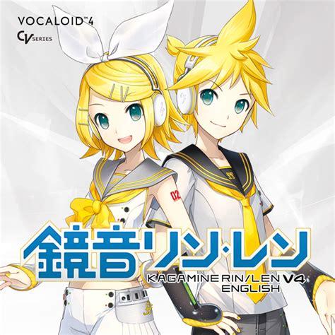 len englisch kagamine rin len v4 vocaloid wiki fandom