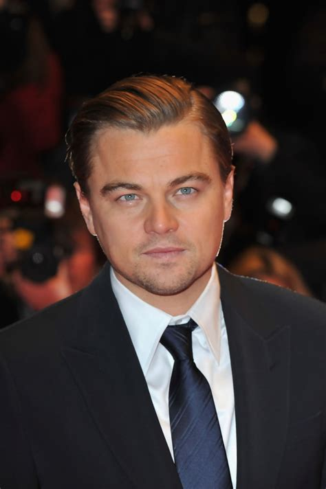 name of leonardo dicaprio hairstyle in the departed leonardo dicaprio short side part leonardo dicaprio hair