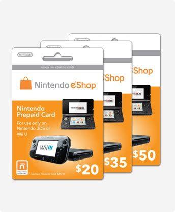 Nintendo Eshop Usa 20 nintendo eshop cards tarjetas prepago wii u 3ds 499 00