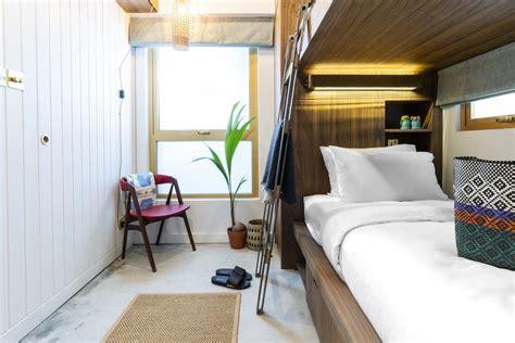 hip hong kong apartment building nails small space