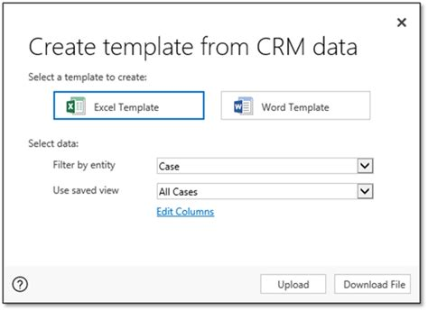 crm template dynamics crm 2016 excel templates magnetism solutions