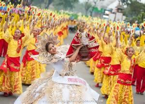 Cebu s sinulog festival 2015 schedule of activities