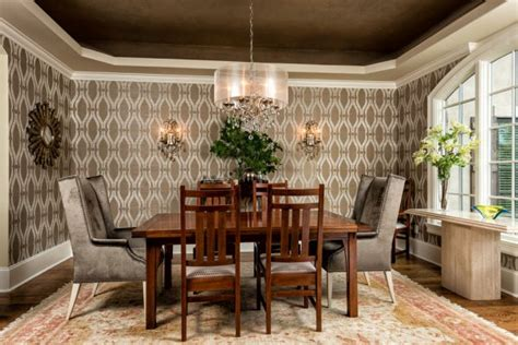 dining room decorating and designs by clark and clark