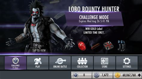 injustice ios new challenge injustice mobile injustice mobile new challenge