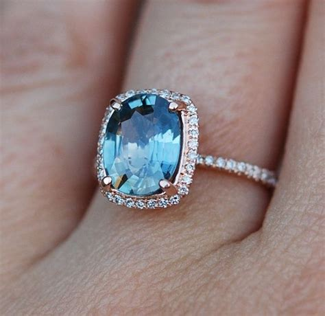 blue engagement rings reserved modified blue green sapphire engagement ring