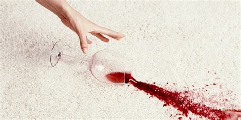 wine stain on rug the best tips for cleaning wine stains huffpost