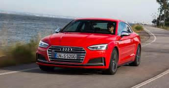 Form Of Audi 2017 Audi S5 Is Still On Coupe And Cabriolet Forms