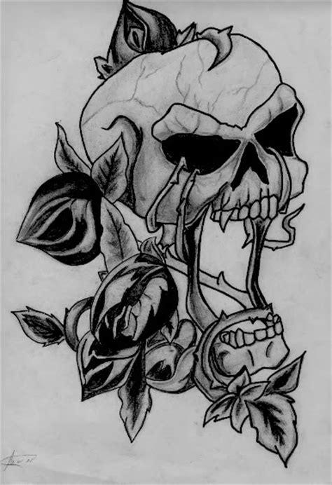 imagenes de calaveras y muertes la vida es el arte de dibujar sin borrar dibujos