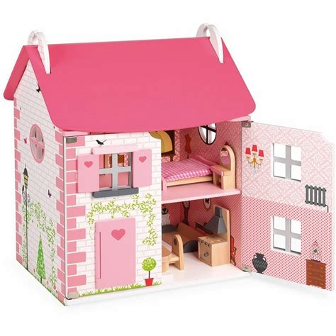 janod dolls house janod dolls house 28 images janod mademoiselle doll house with furniture j05725