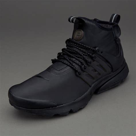 Termurah Nike Presto Slip On Sepatu Slip On Sepatu Keren Sepatu Gaya sepatu sneakers nike sportswear air presto mid utility black