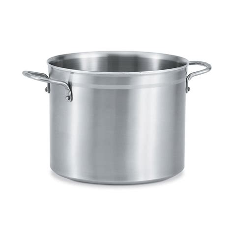 Restaurant Kitchen Pans by Vollrath 77523 20 Qt Stainless Steel Stock Pot Induction