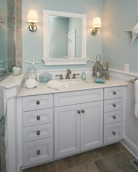 Coastal Bathroom Ideas Photos Delorme Designs Nautical Bathrooms