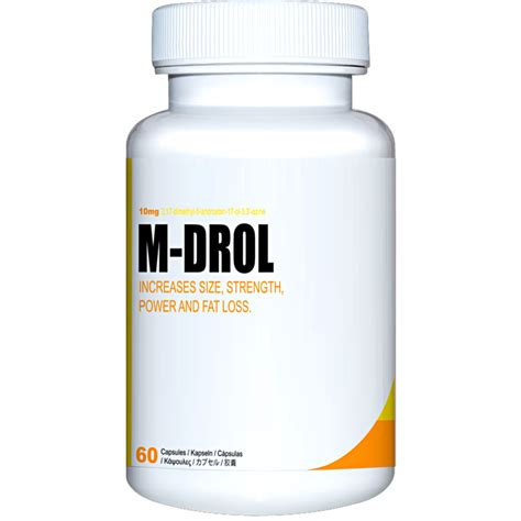 m m m drol german pharmaceuticals increase power and