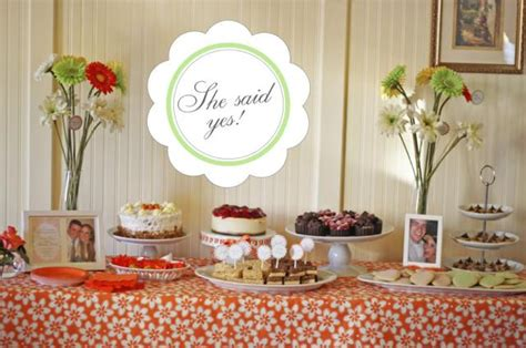 decoration ideas for engagement party at home throw a unique surprise engagement party