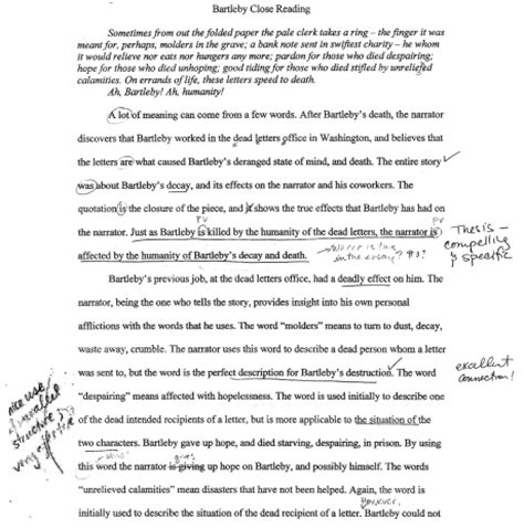Closing Essay by Reading Essay Ms Garvoille S I