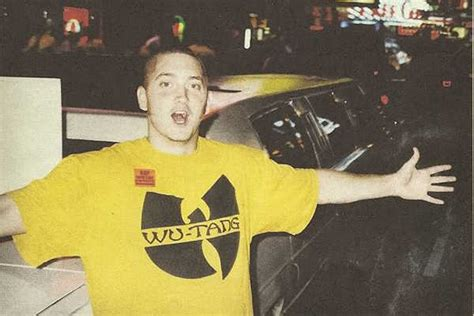 eminem young 20 rare pictures of a young eminem are a blast from rap