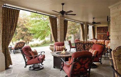 outdoor living spaces dallas lakeside outdoor living room mediterranean patio