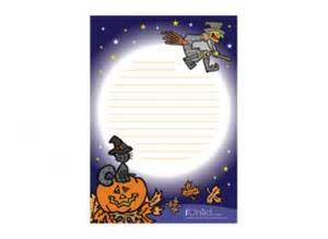Halloween Writing Paper Template Best Photos Of Paper Halloween Templates Free Printable
