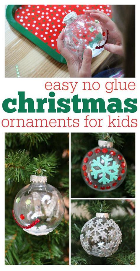 ideas  clear plastic ornaments  pinterest