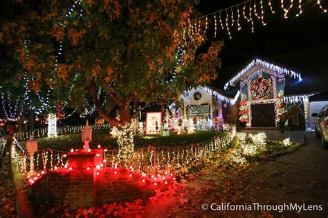 Thoroughbred St Lights In Rancho Cucamonga