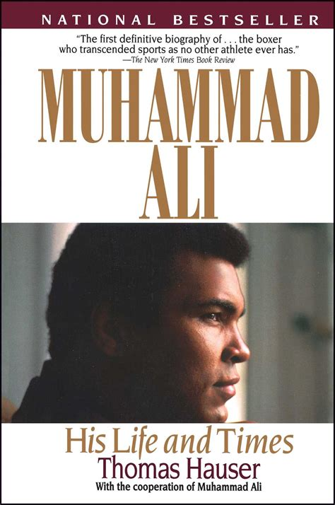 biography muhammad book muhammad ali book by thomas hauser official publisher