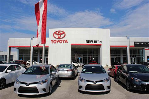 toyota dealer me toyota of new bern new and used car dealer serving autos