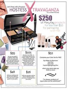 free products anytime exclusive mary kay specials