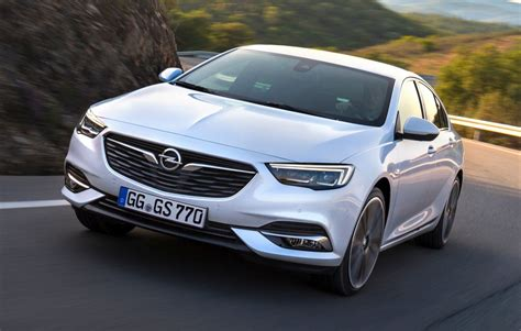 2017 Opel Insignia Family On Sale From 25 940 In Germany