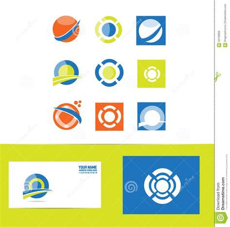 design elements company logo design elements set stock vector image 59709809