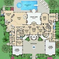 Large Estate House Plans 1000 Ideas About Luxury Floor Plans On Floor Plans House Plans And Floors