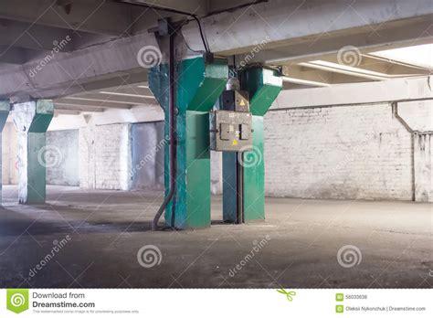 Underground Garage Russia by Russian Underground Garage At Stock Photo