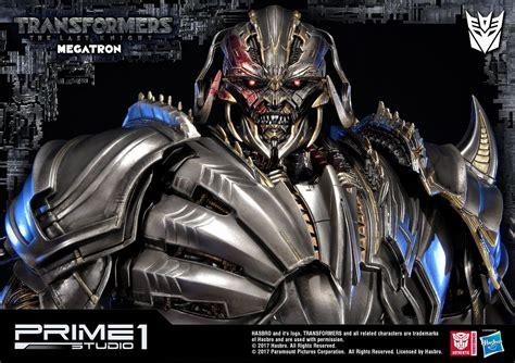 Pre Order Prime 1 Studio Anti Venom Bukan Sideshow Xm Studios transformers the last megatron statue by prime 1