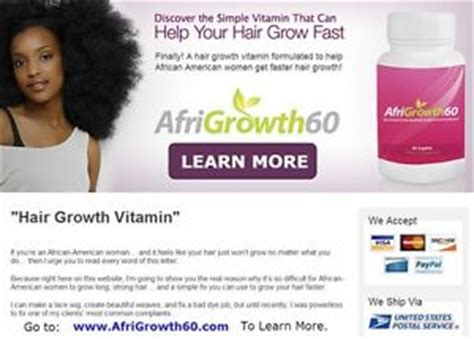 hair growth pills for african americans the best african american hair vitamins for fast black