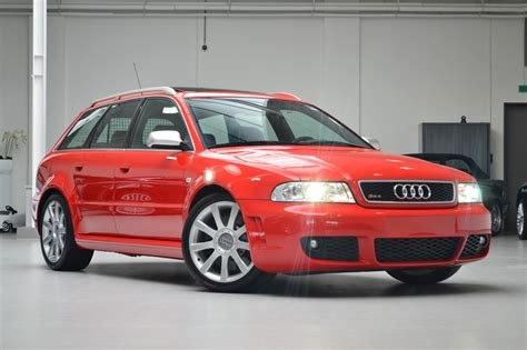 Audi B5 Avant by Audi Rs4 B5 Avant With 188 Km On The Clock Listed For