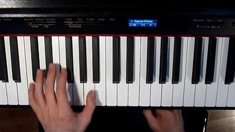 youtube tutorial blues piano le 231 on de piano gamme blues youtube