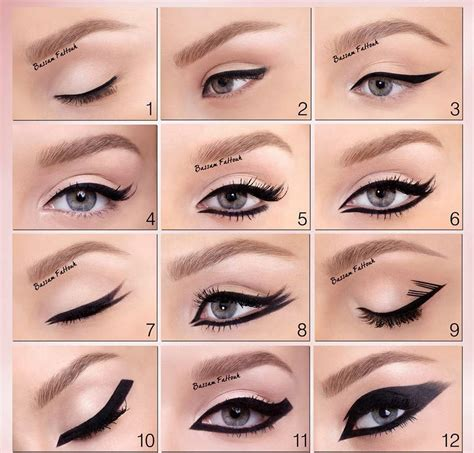 design ideas makeup eyeliner ideas eyeliner and eyeliner styles on pinterest