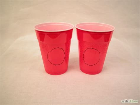 How To Make A Paper Cup Telephone - how to make paper cup iphone speakers 6 steps with pictures