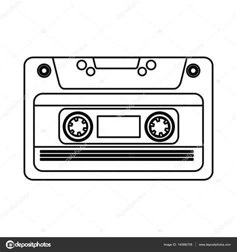 cassette musica cassette fashion stock vector 169 yupiramos