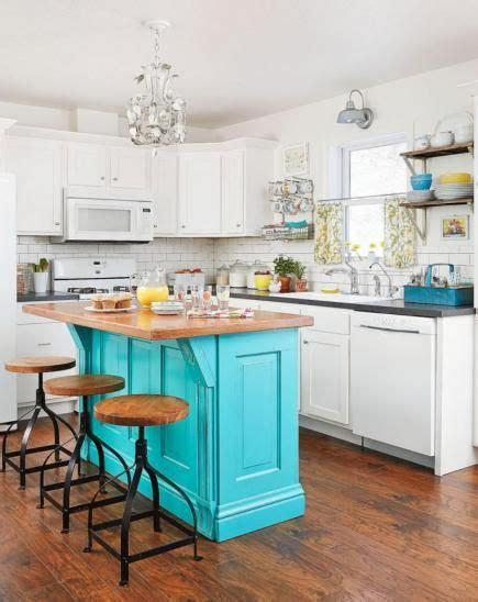 blue kitchen insel die besten 25 portable island ideen auf