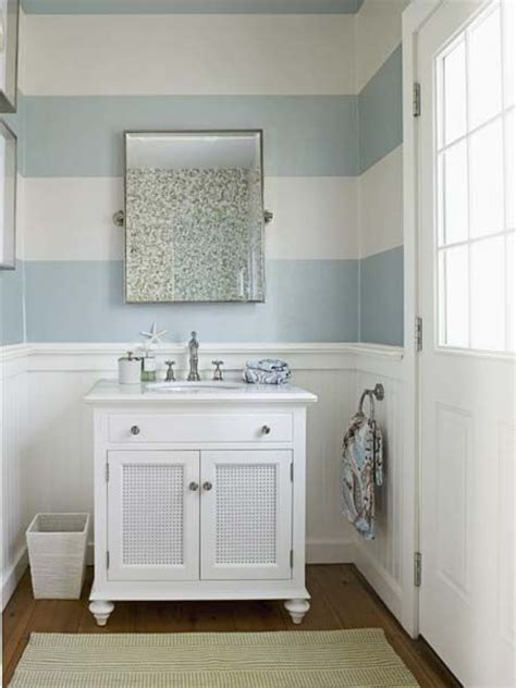 Bathroom Wallpaper Stripes by The World S Catalog Of Ideas
