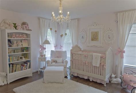 shabby chic nursery curtains 10 shabby chic nursery design ideas